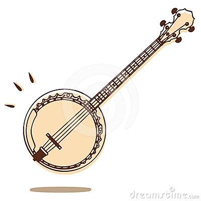 Banjo pictures clip art svg royalty free library Banjo Stock Illustrations – 608 Banjo Stock Illustrations, Vectors ... svg royalty free library