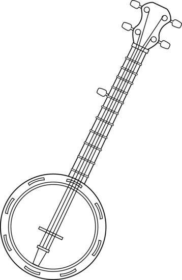 Banjo pictures clip art vector library library Banjo pictures clip art - ClipartFest vector library library