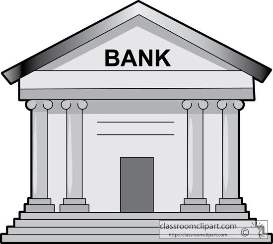 Bank branch clipart vector transparent stock Bank clipart - ClipartFest vector transparent stock