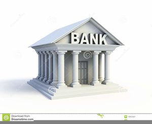 Bank building clipart banner freeuse Clipart Bank Building | Free Images at Clker.com - vector clip art ... banner freeuse