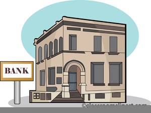 Bank building clipart png free Bank Building Clipart | Free Images at Clker.com - vector clip art ... png free
