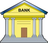 Bank clipart pictures picture freeuse Bank Building Clip Art | Free Money Clipart - Clip Art Pictures ... picture freeuse