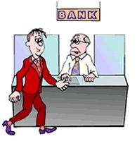 Bank cashier clipart graphic freeuse Bank cashier clipart - ClipartFest graphic freeuse