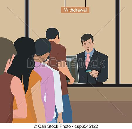 Bank cashier clipart svg black and white stock Bank teller Clip Art and Stock Illustrations. 730 Bank teller EPS ... svg black and white stock