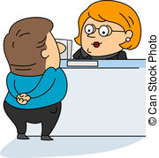 Bank cashier clipart graphic black and white Bank teller Clip Art and Stock Illustrations. 730 Bank teller EPS ... graphic black and white