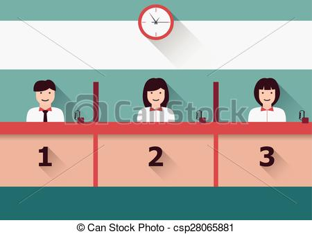 Bank clerk clipart picture freeuse library Bank teller Clip Art and Stock Illustrations. 730 Bank teller EPS ... picture freeuse library