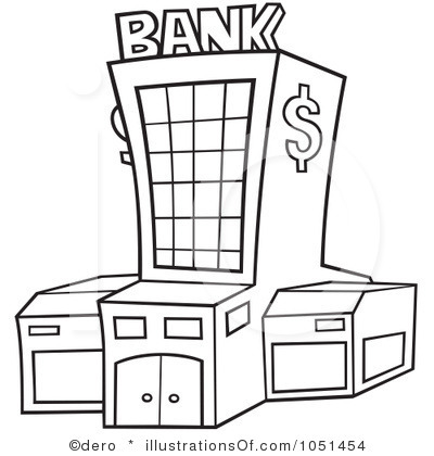 Bank clipart graphic freeuse stock Bank Clip Art & Bank Clip Art Clip Art Images - ClipartALL.com graphic freeuse stock