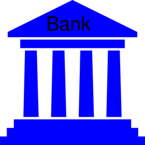 High quality clip art. Bank clipart