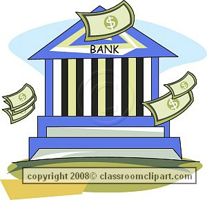 Bank clipart banner freeuse library Bank Clip Art Free | Clipart Panda - Free Clipart Images banner freeuse library