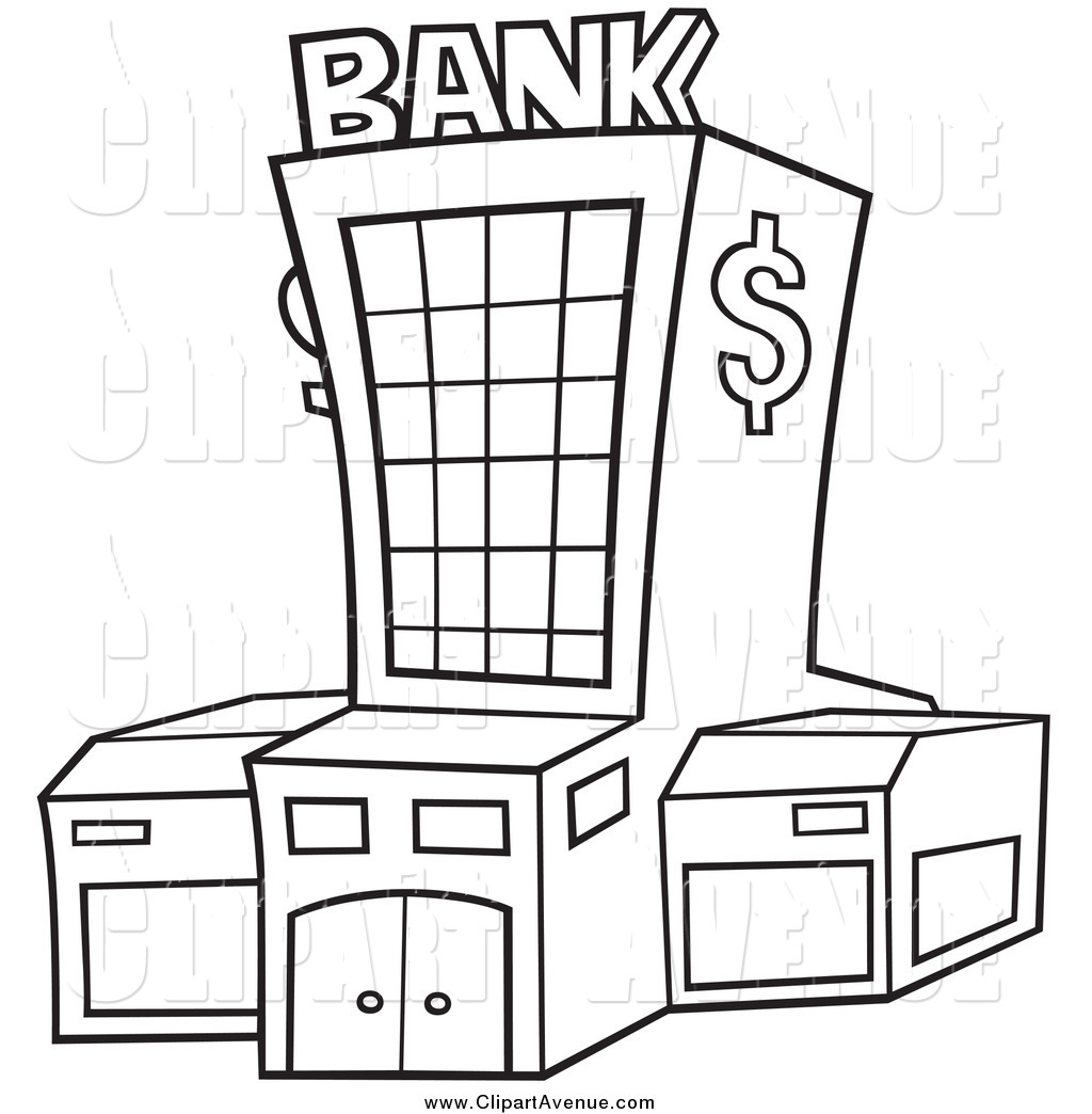 Bank clipart free image free library Bank clip art free clipart images 2 - Clipartix image free library