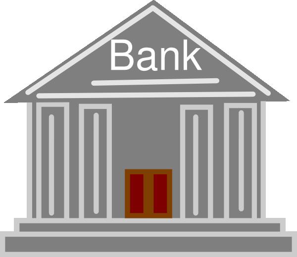 Bank clipart icon