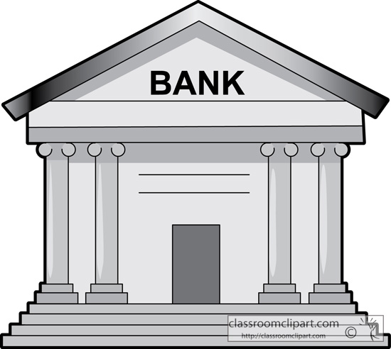 Bank clipart pictures picture black and white download Free Bank Clipart, Download Free Clip Art, Free Clip Art on Clipart ... picture black and white download