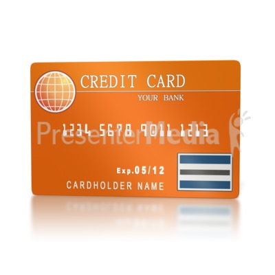 Bank credit clipart graphic transparent library Banking Credit Card - Business and Finance - Great Clipart for ... graphic transparent library