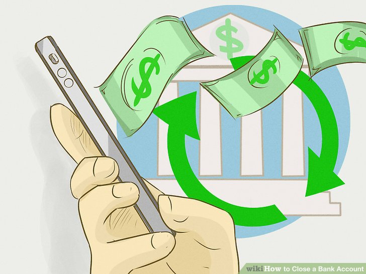 Bank customer service clipart image royalty free download How to Close a Bank Account (with Pictures) - wikiHow image royalty free download