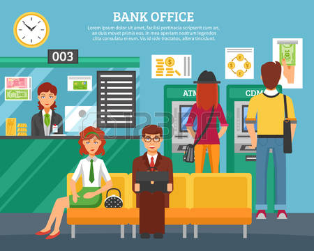 Bank customer service clipart banner free download 17,413 Bank Service Stock Vector Illustration And Royalty Free ... banner free download