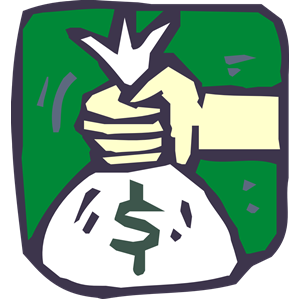 Bank deposit clipart picture library download Deposit money clipart - ClipartFest picture library download
