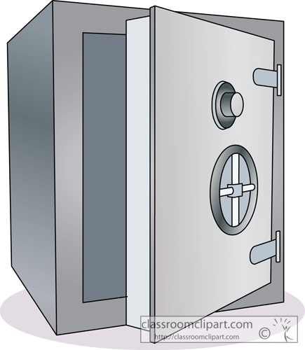Bank deposit clipart image freeuse download Bank Safe Deposit Box Clipart image freeuse download