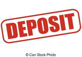 Kid clip art vector. Bank deposit clipart