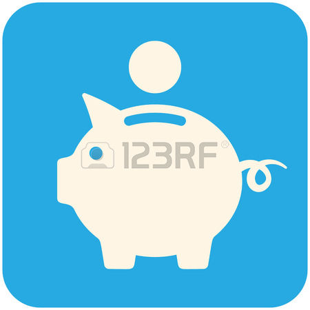 Bank icon clipart clipart freeuse download 23,268 Piggy Bank Icon Stock Vector Illustration And Royalty Free ... clipart freeuse download