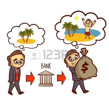 Bank loan clipart jpg freeuse library 52,451 Bank Loan Stock Vector Illustration And Royalty Free Bank ... jpg freeuse library