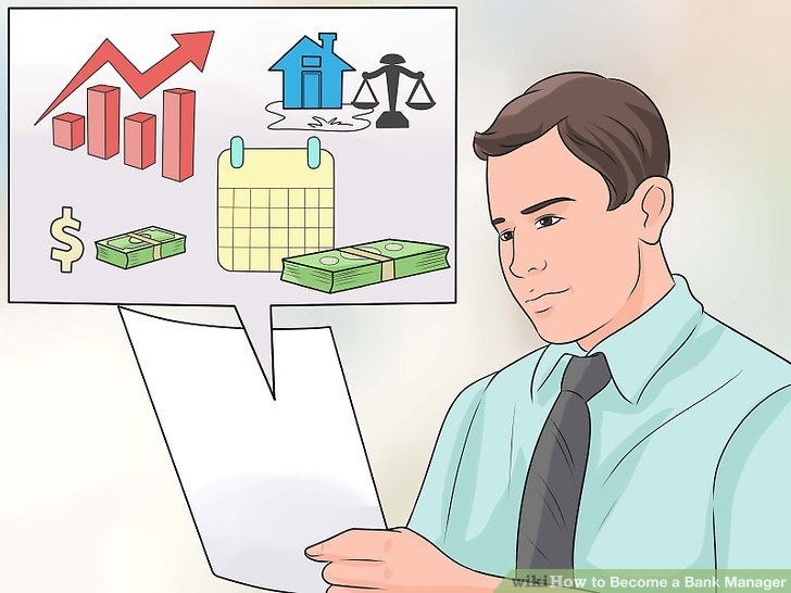 Bank manager clipart banner library library How to Become a Bank Manager: 12 Steps (with Pictures) - wikiHow banner library library