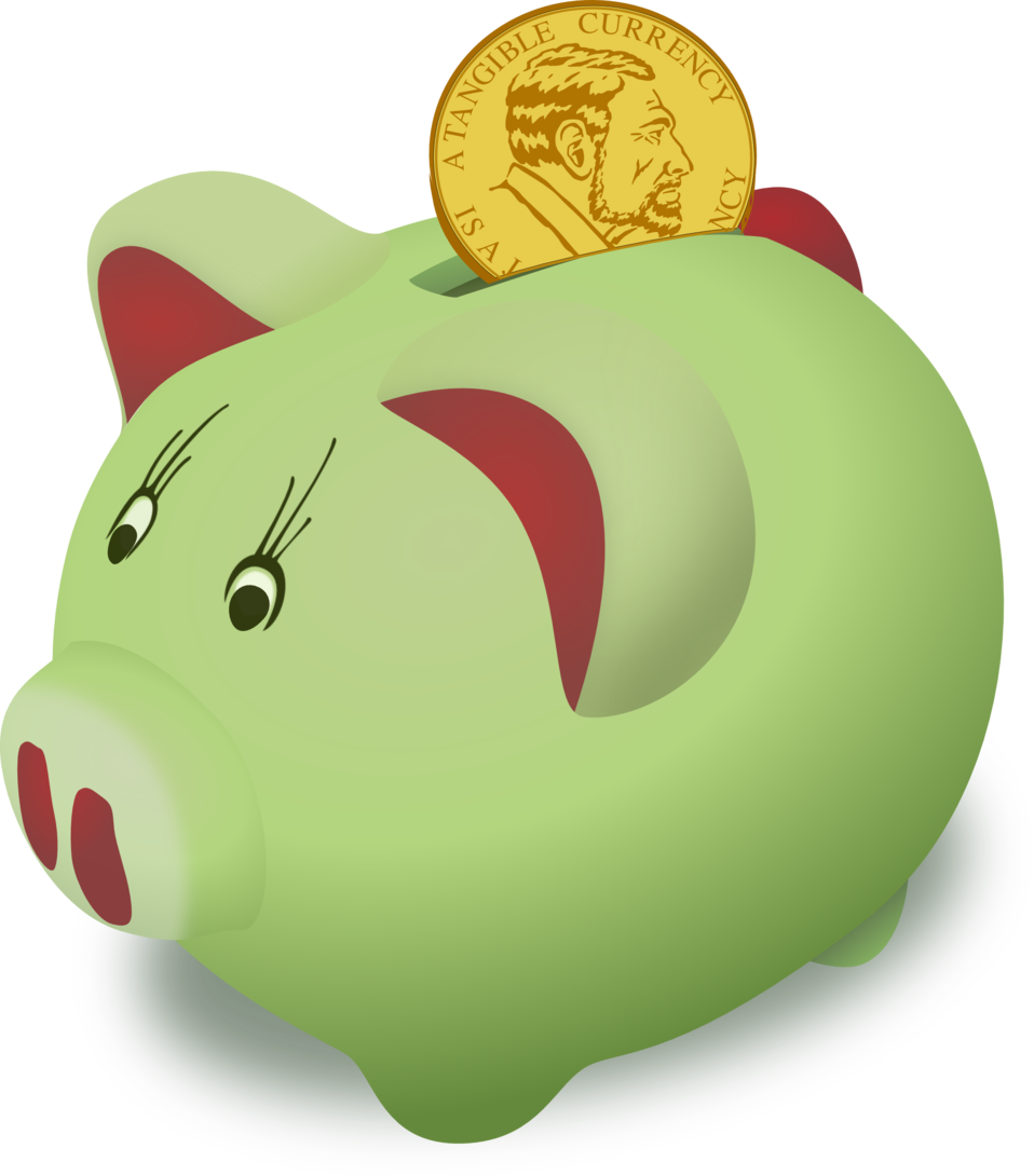Cartoon money clipart svg free download Public Domain Clip Art Image | Saving Up | ID: 13925298012862 ... svg free download