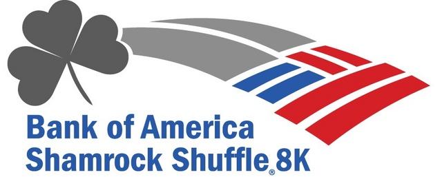 Bank of america clipart jpg transparent The Bank of America Shamrock Shuffle 8K Celebrates Halfway to St ... jpg transparent