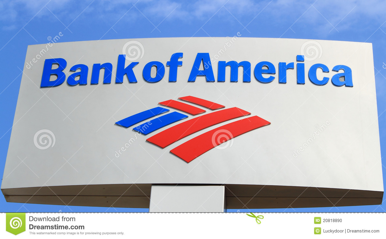 Bank of america clipart jpg black and white library Bank Of America, Citibank, And KPMG Buildings Editorial ... jpg black and white library