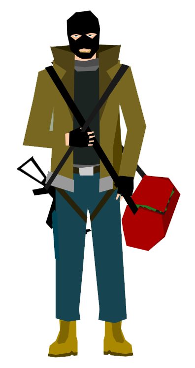 Bank robber clipart png library library Free Bank Robber Clip Art png library library