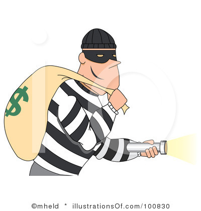 Bank robber clipart image freeuse download Bank Robber Clipart - Clipart Kid image freeuse download