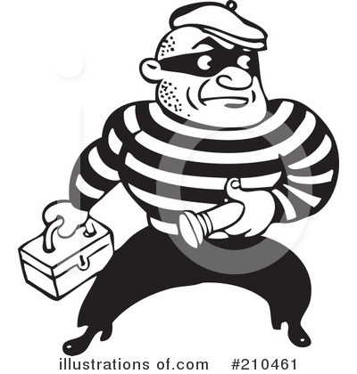 Clip art images clipartall. Bank robber clipart free