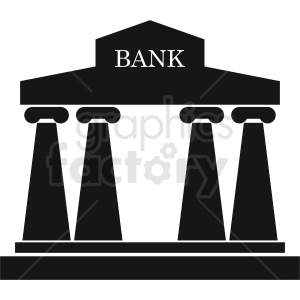 Bank symbols clipart clip free stock bank clipart - Royalty-Free Images | Graphics Factory clip free stock