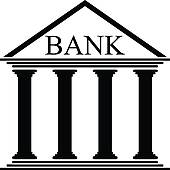 Bank symbols clipart clip art black and white stock Banking Clipart | Free download best Banking Clipart on ClipArtMag.com clip art black and white stock