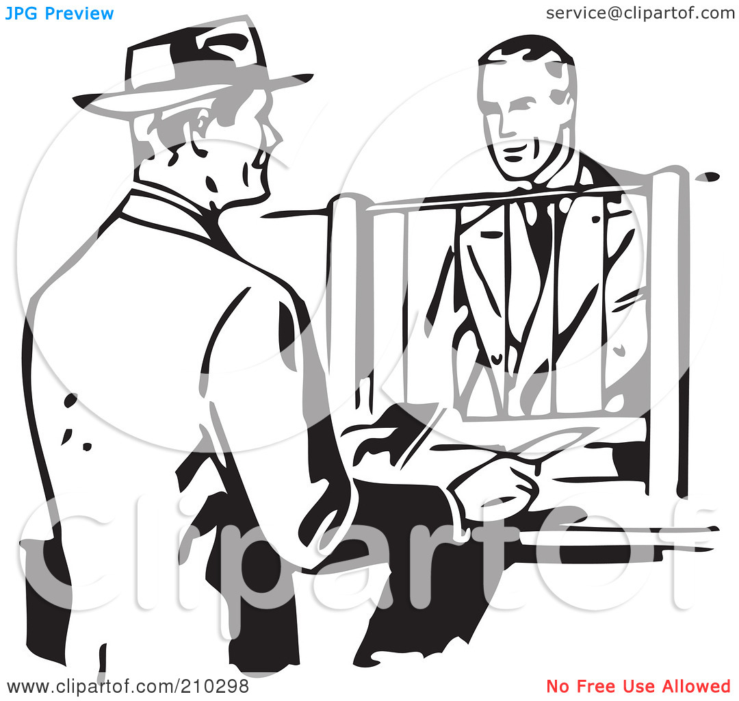 Bank teller clipart free banner black and white Male bank teller clipart - ClipartFest banner black and white