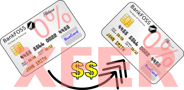 Bank transfer clipart svg freeuse download Credit Card Balance Transfer Clip Art at Clker.com - vector clip ... svg freeuse download