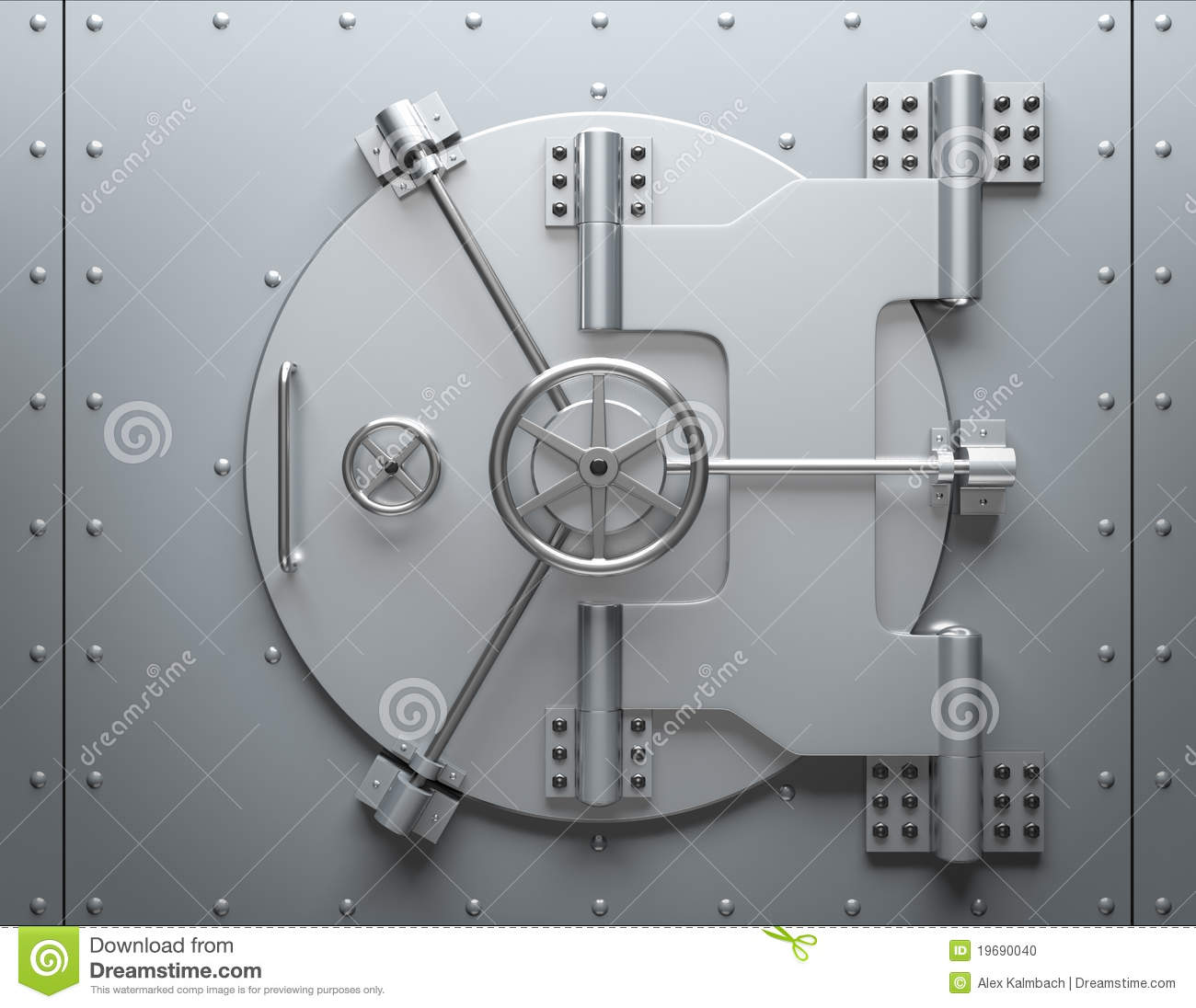 Bank vault clipart banner library Bank Vault Door Stock Photos, Images, & Pictures - 2,123 Images banner library