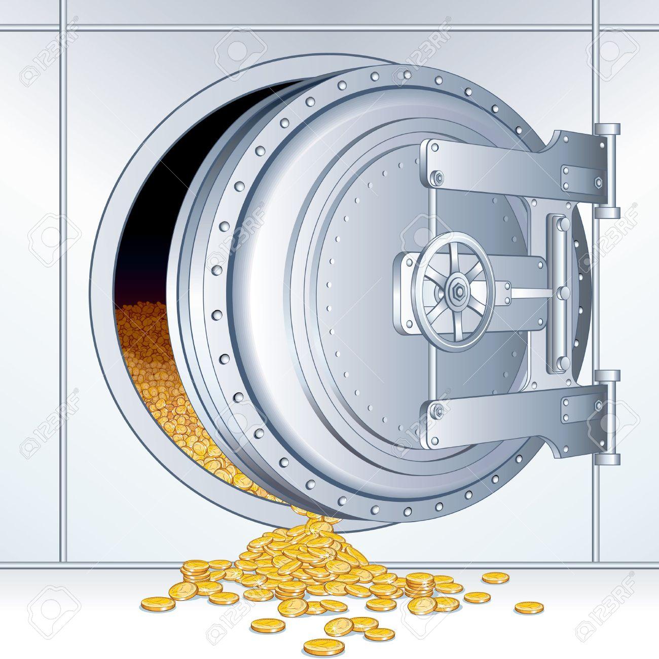 Bank vault clipart banner freeuse Bank Vault Clip Art – Clipart Free Download banner freeuse