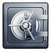 Bank vault clipart image library download Bank vault clipart free - ClipartFest image library download