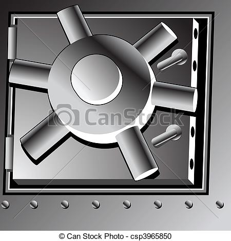 Bank vault door clipart clip freeuse stock Bank vault Clip Art and Stock Illustrations. 4,919 Bank vault EPS ... clip freeuse stock