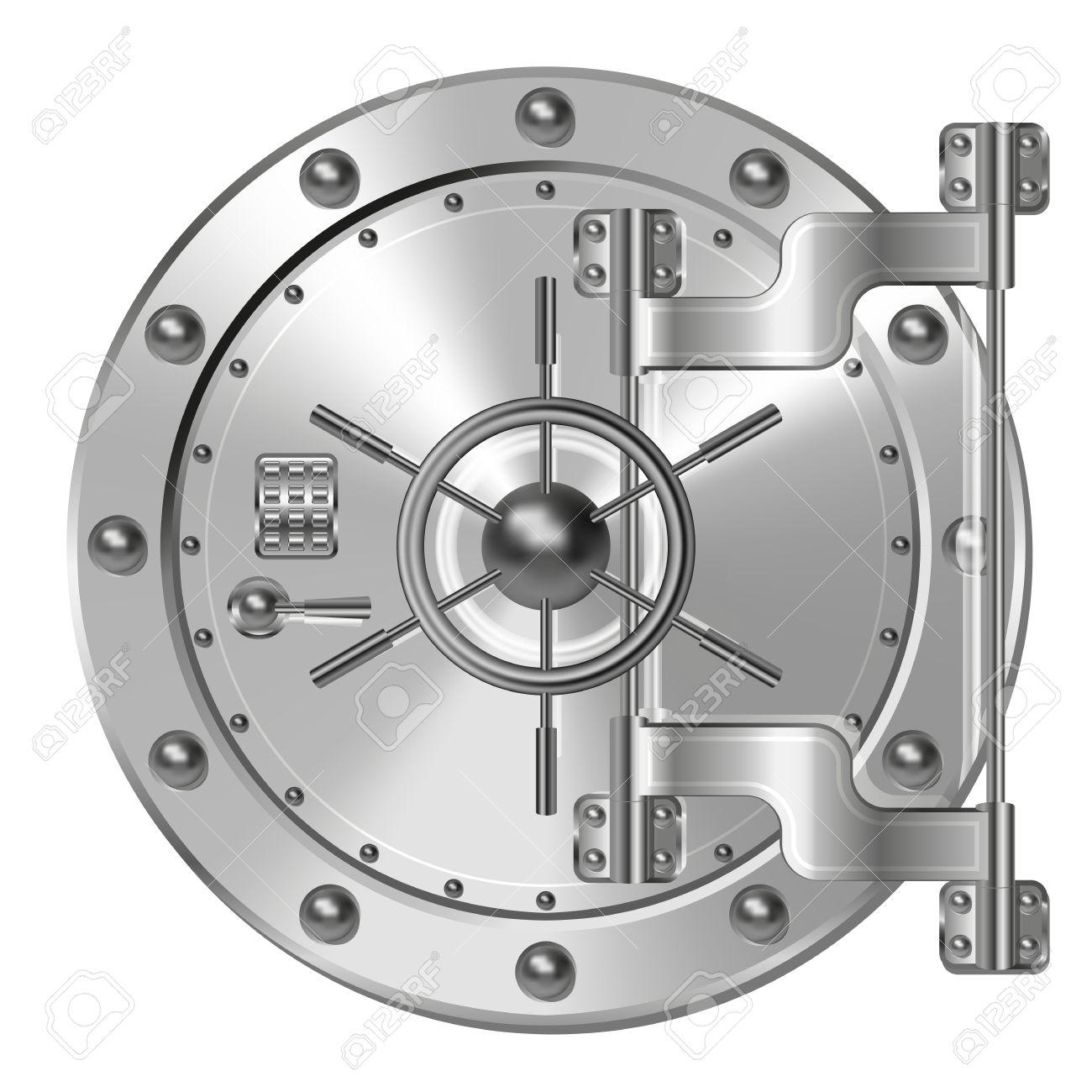 Bank vault door clipart picture freeuse Vault 111 clipart - ClipartFest picture freeuse