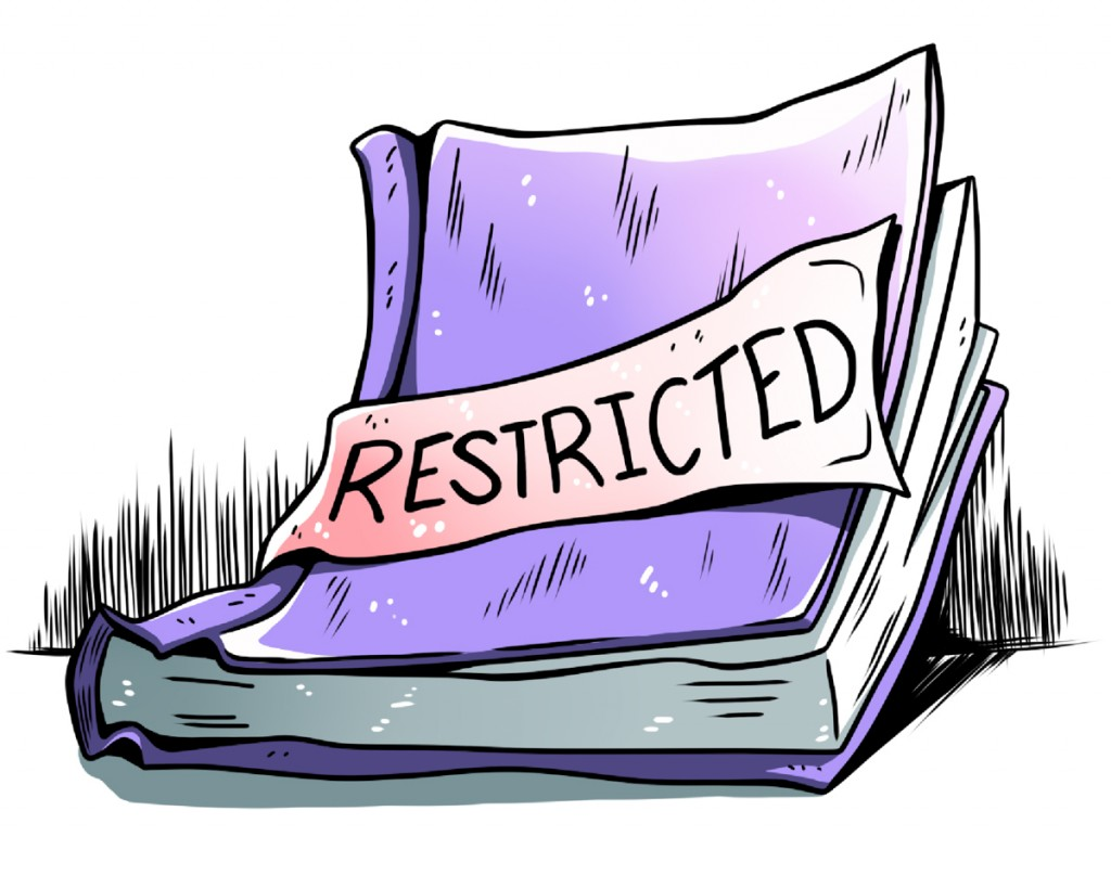 Banned books clipart graphic library download Library observes Banned Books Week – The Brookhaven Courier graphic library download