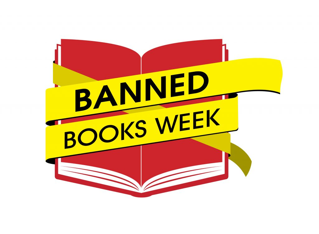 Banned books clipart svg transparent Promotional Tools | Banned Books Week svg transparent