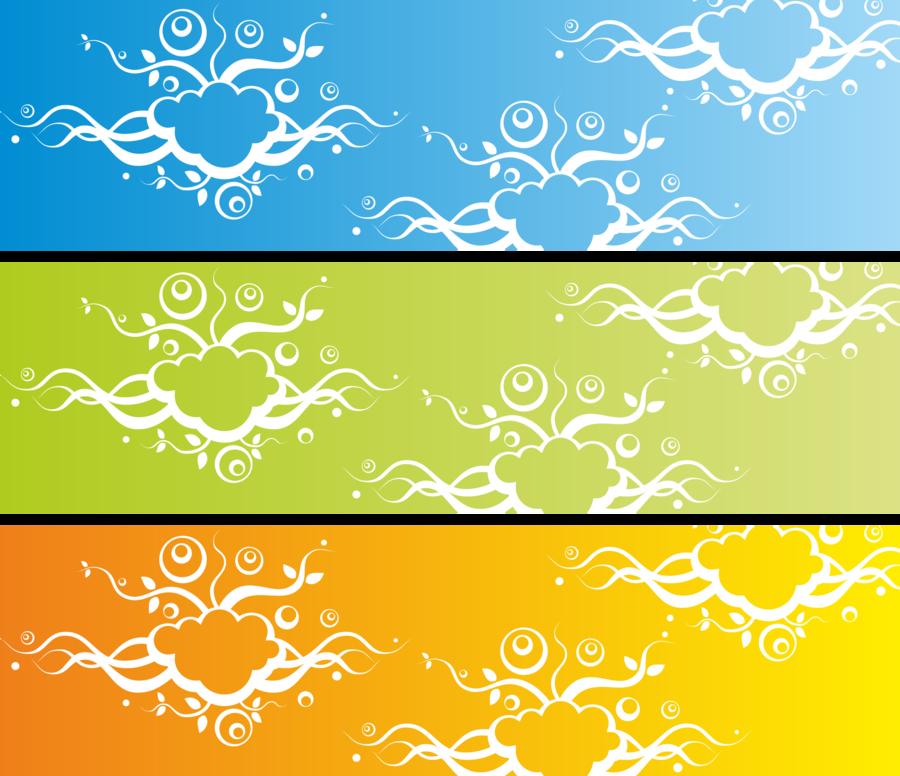Banner background design clipart transparent download Flower Border Design clipart - Design, Banner, Blue, transparent ... transparent download