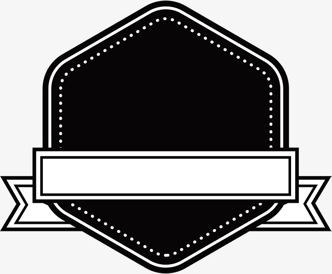 Banner clipart black banner free download Black Banner Pattern, #410621 - PNG Images - PNGio banner free download