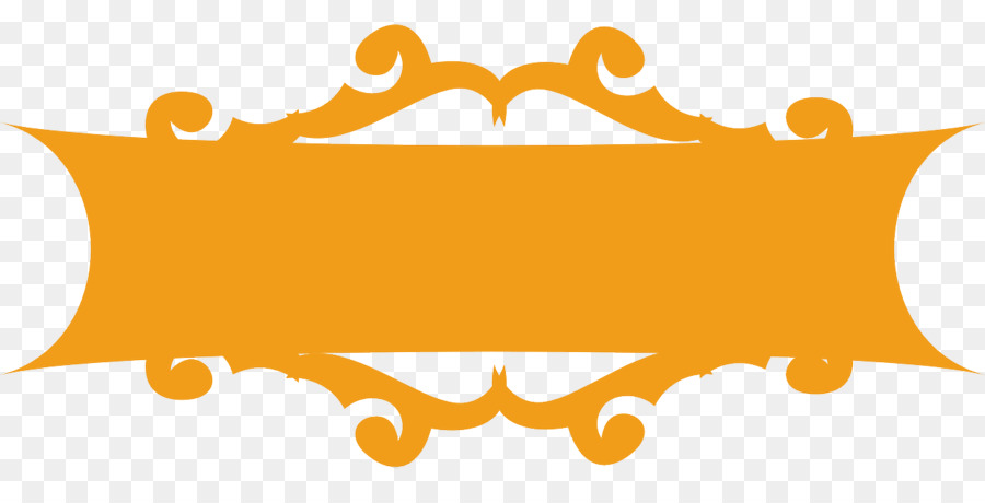 Banner design clipart hd royalty free library Orange Background clipart - Design, Graphics, Banner, transparent ... royalty free library