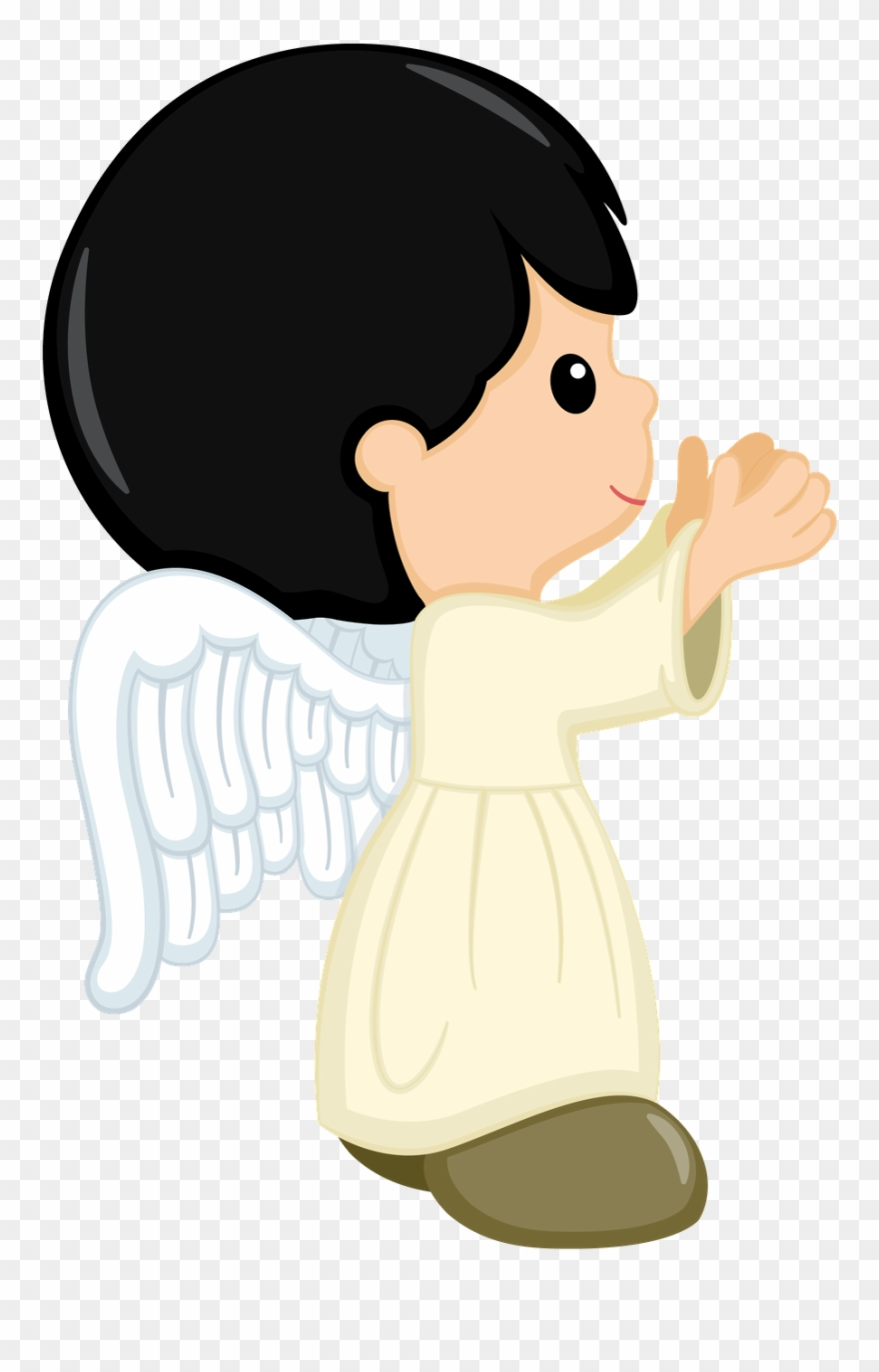 Baptism angels in black and white clipart banner library Clipart Boy, Baptism Cookies, Bible For Kids, Art For - Angel For ... banner library