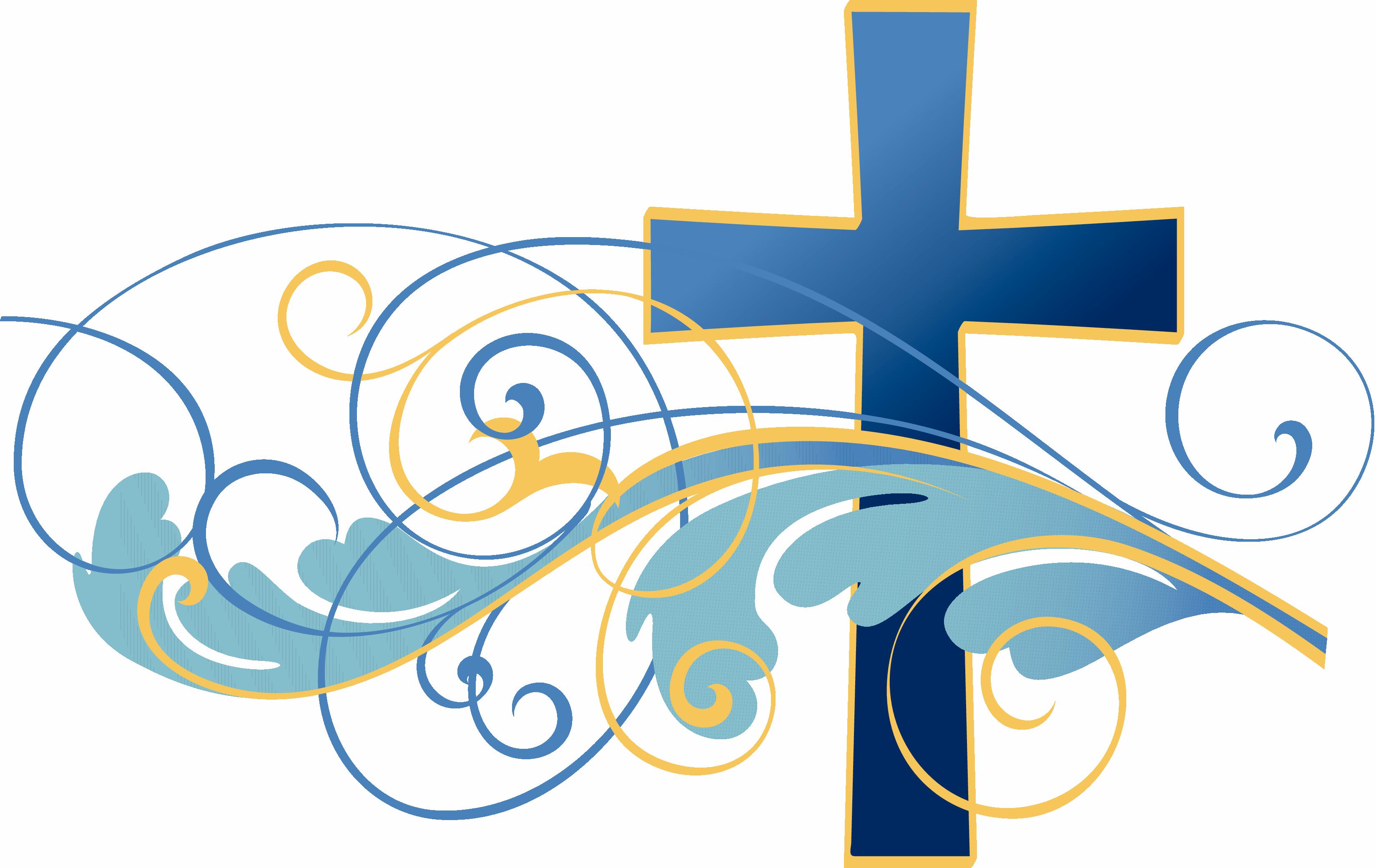 Baptism cross clipart clip art transparent Baptism Is Immersion | Robert McAuthor Ministries clip art transparent