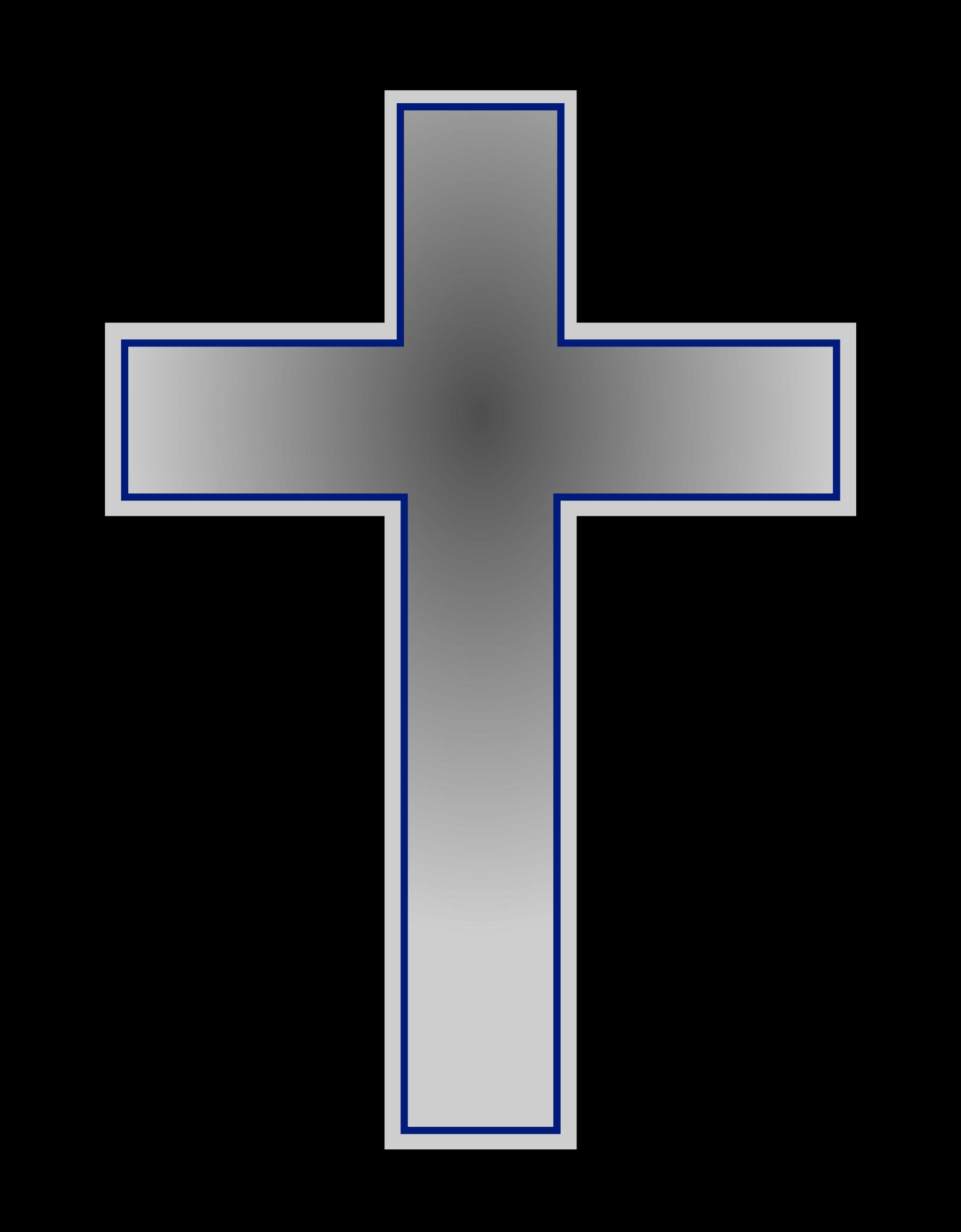 Baptism cross clipart black and white svg transparent stock Baptism Cross Clipart - Clip Art Library svg transparent stock