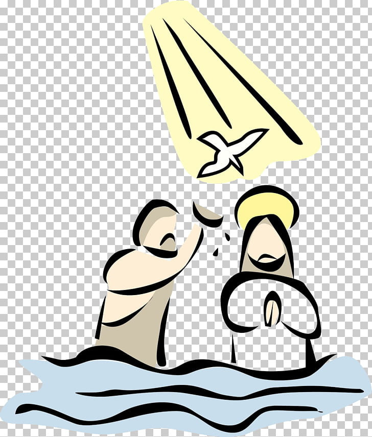 Baptism of christ clipart image library Baptism of Jesus Baptism of the Lord Holy Spirit , christening ... image library