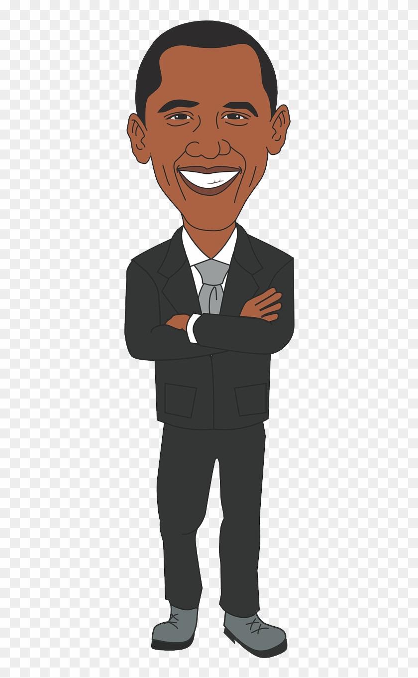Obama clipart image free download Obama Barack President Man - Barack Obama Clipart, HD Png Download ... image free download